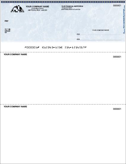 Multi-Purpose Cheque