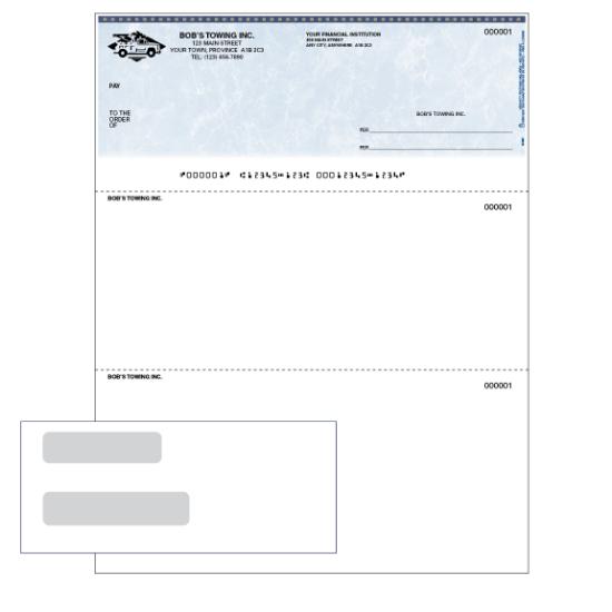 Cheque Starter Kit