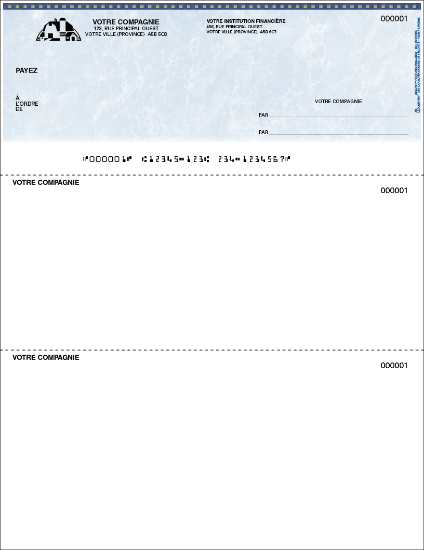 Chèque tout usage